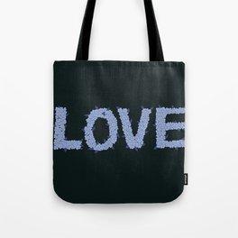 love wins dark green version Tote Bag