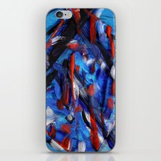 Acryl-Abstrakt 30 iPhone Skin
