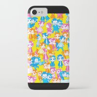sterek iPhone & iPod Cases featuring STEREK /#4 by Yoshimoto