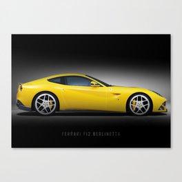 F12 Berlinetta Canvas Print