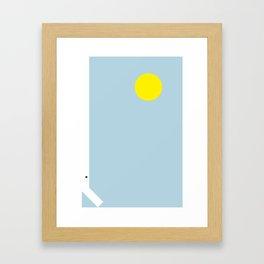Itsy Bitsy_4 Framed Art Print