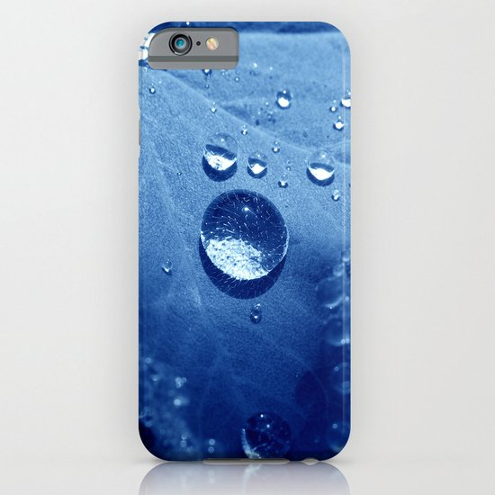 water pearls iPhone & iPod Case