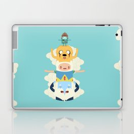 Adventure Totem Laptop & iPad Skin