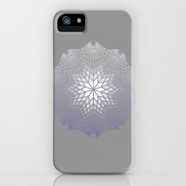 NAKED GEOMETRY no 3 iPhone Case