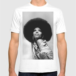 Diana Ross - Black Culture - Black History T-shirt