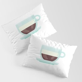 DELICIOUS TO THE TASTE & VERY DESIRABLE Post LDS Coffee Meme T-Shirt Pillow Sham