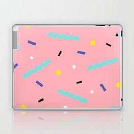 Memphis pattern 54 Laptop & iPad Skin
