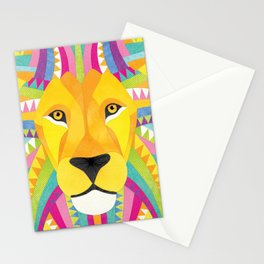 Shanti Sparrow: Marley the Lion Stationery Cards