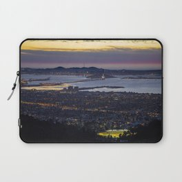 Magic Hour of the SF Bay Area Laptop Sleeve