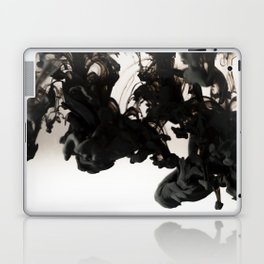 black sea   ink painting Laptop & iPad Skin