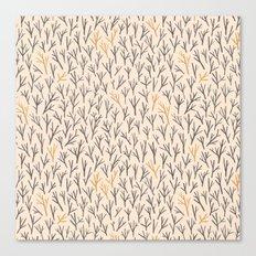 Twigs Canvas Print