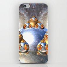 Spheres United 2 iPhone & iPod Skin