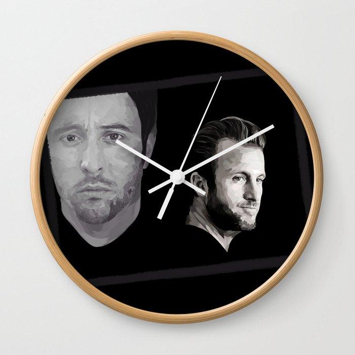 Partners Wall Clock