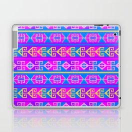 Colorful Mexican Aztec geometric pattern Laptop & iPad Skin