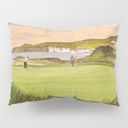 Royal Portrush Golf Course 5th Hole Pillow Sham
