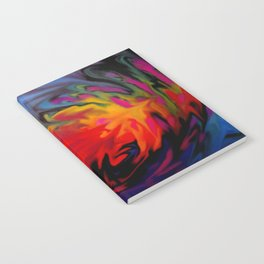 Phoenix Rising Notebook