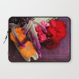 Bloody, Creepy, October-feast For The Eyes Laptop Sleeve