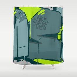 INSIDE Shower Curtain