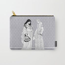 Roman Sisters Carry-All Pouch