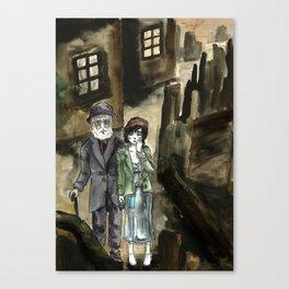 Tzeitel and the Woods, No. 68 Canvas Print