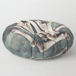 Bones Floor Pillow