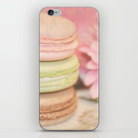 les Macarons... iPhone & iPod Skin