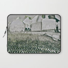 Ripples in the Sand. Laptop Sleeve