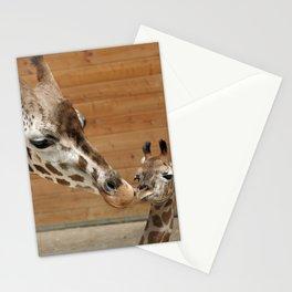 Giraffe 002 Stationery Cards