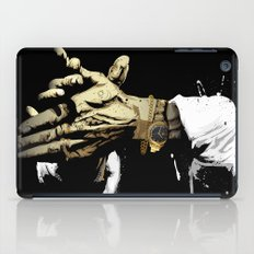 Las manos del Camarón iPad Case
