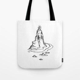 Bather Tote Bag