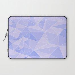 Purple Geometrics Laptop Sleeve