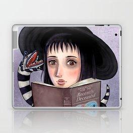 I Myself, Am Strange & Unusual Laptop & iPad Skin