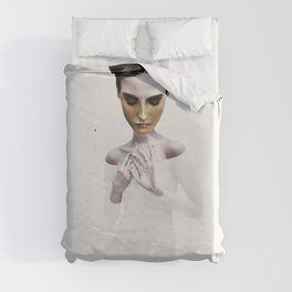 Even Though You Tried Duvet Cover