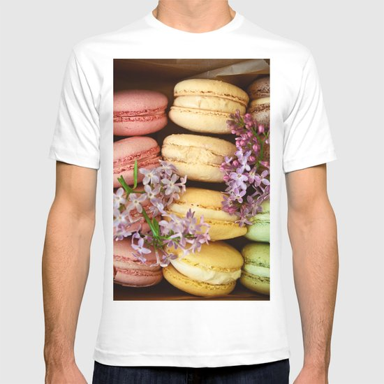 Pretty Macaroons T-shirt