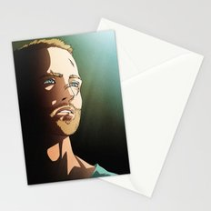 187 (Jesse Pinkman - Breaking Bad) Stationery Cards