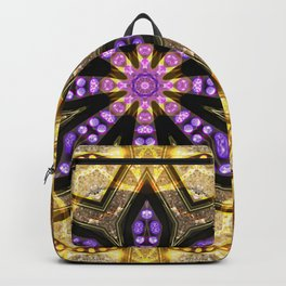 Purple Star Rustica Backpack