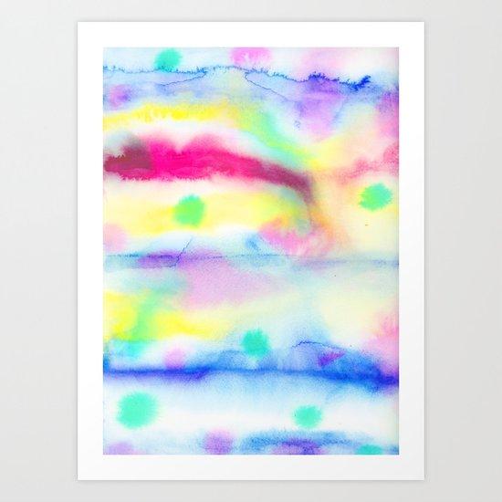 Fete (Origin) Art Print