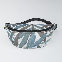 Palm Leaves 2 Fanny Pack