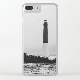 Guide Me to Shore Clear iPhone Case