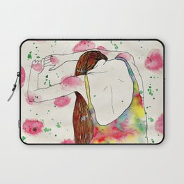 An erotic point of view - back Laptop Sleeve