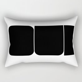 OUI Rectangular Pillow