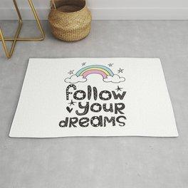 Follow your Dreams Rug