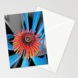 Mastery Flower Stationery Cards