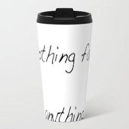 Alexander Hamilton Quote Travel Mug