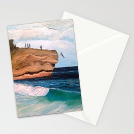 Shipwreck Rock, Kauai Stationery Cards