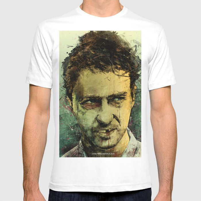 Schizo - Edward Norton T-shirt