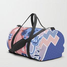 Alien Surf - Serenity & Rose Quartz Duffle Bag