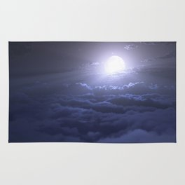 Moonbeam Sea Rug