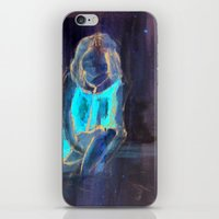 child iPhone & iPod Skins featuring child by Marilina Marchica