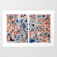 Epiphany Art Print